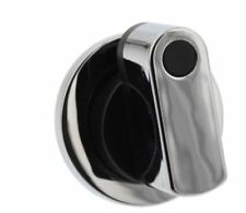 LEISURE Genuine Oven Cooker Hob Control Knob Switch Silver Black 250371045 x 6