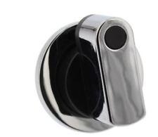 Beko Genuine Oven Cooker Hob Control Knob Switch Silver Black 250371045 x 5