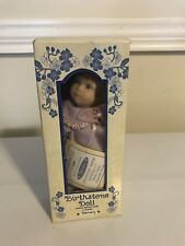 """7"""" Birthstone Doll Amethyst By Ganz"""