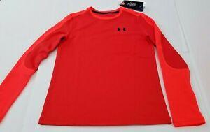 NWT UNDER ARMOUR UA Acadia Color Block ColdGear® Long-Sleeve Shirt 1345508 LARGE