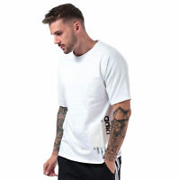 Mens adidas Originals Nmd T-Shirt In White