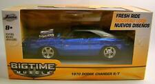 1970 '70 DODGE CHARGER RT BIGTIME MUSCLE FRESH RIDE 1:32 DIECAST JADA 2016 RARE