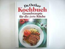 DR. OETKER KOCHBUCH GRUNDREZEPTE FÜR DIE GUTE KÜCHE