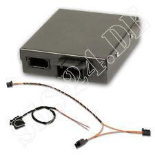 FISTUNE DAB + integrazione Audi MMI 3G + radio digitale interfaccia A8 4h 4E Q3 Q5 Q7