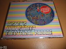 Disney MAIN STREET ELECTRICAL PARADE cd MEDLEY single JAPAN cinderella alice