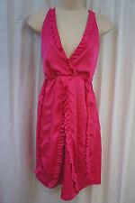 INC International Concepts Petite Dress Sz 0P Frosty Pink Cocktail Dinner dress