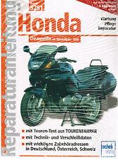 Livre Manuel de Réparation Honda Deauville RC47 L'Année-modèle 1998 Bande 5251
