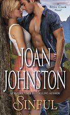 Sinful: A Bitter Creek Novel by Joan Johnston