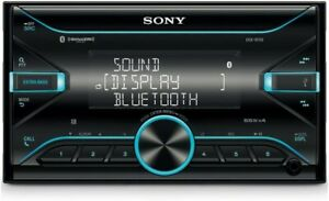 Sony DSX-B700 Double-Din Media Receiver with Bluetooth Technology - BRAND NEW!