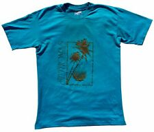 Vintage Tourist T-shirt St Thomas' Green/Teal 1987 Hanes