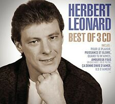 Herbert Leonard, Herbert Léonard - Best of [New CD] Germany - Import