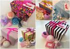 Bath Bomb Gift Sets - Luxury Wrapped Pamper Handmade Gifts