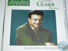 SONGS FROM FRANCE GEORGES ULMER PIGALLE CD