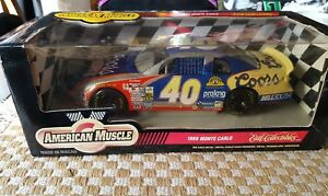 ERTL COLLECTIBLES #40 1/18 SCALE STERLING MARLIN AMERICAN MUSCLE ~Coors~