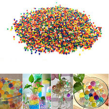 10000Pcs Bullet Ball Mini Round Crystal Soil Water Bead For Water Pistol Gun Toy