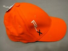RLX Ralph Lauren Men's Baseball Cap Size L XL Orange Hat