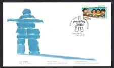 Canada   # 1784    INUIT  - NUNAVUT TERRITORY   Brand New 1999 Unaddressed Cover