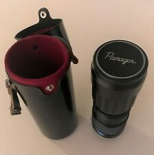 Auto Panagor Tele Zoom Lens 1:3.8 85-205mm with Leather Case