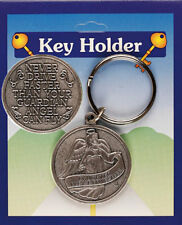 DAUGHTER PLEASE DRIVE SAFELY GUARDIAN ANGEL PEWTER KEYRING OTHER ONES ARE LISTED