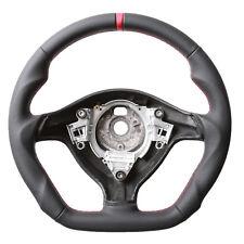 VW Lenkrad Golf 4 Passat 3B 3BG Seat Leon Neu Beziehen 12 Uhr Abgeflacht 11690