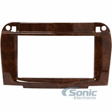 Scosche MZ2355DDB Double DIN Dash Install Kit for Select 1998-05 Mercedez Benz