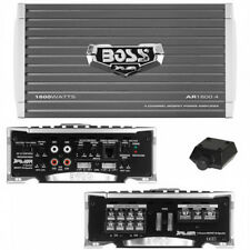 NEW FourChannel Speaker Amplifier.Compact Amp.Power.Car Stereo Audio.1600w.bass