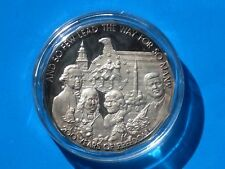 200 Years Of Freedom/Original 13 States * Over 2.5 Ounces .999 Fine Silver