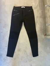 Zara Black Skinny Jeans BNWOT Size 10