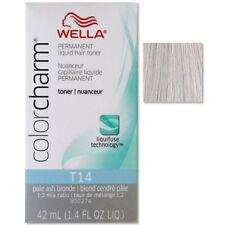 T14 Pale Ash Blonde Wella Hair color Toner 1.4oz