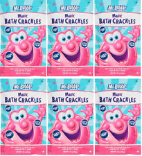 Mr. Bubble Magic Bath Crackles, 1.05 Oz (6 pack)