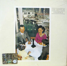"LED ZEPPELIN ""PRESENCE"" cd mini lp replica sealed"