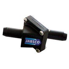 """JABSCO IN-LINE NON-RETURN CHECK VALVE 3/4"""" ID HOSE"""