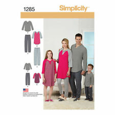 Simplicity Female Mixed Lot Sewing Patterns