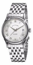 Revue Thommen Men's Wallstreet Stainless Steel Automatic Date Watch 20002.2132