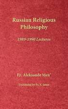 Russian Religious Philosophy: 1989-1990 Lectures by Janos, Fr S. -Hcover