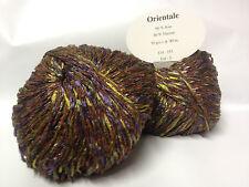 10 pelotes de laine 60% soie /135/ fabriqué en FRANCE