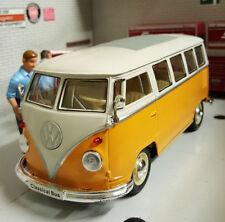 Modellini statici di auto, furgoni e camion autobus bianco pressofuso