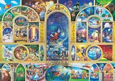 Disney Jigsaw Puzzle 1000 Small pieces DW-1000-405 Disney All Character Dream