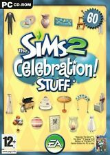 The Sims 2: Celebration! Stuff Add-On PC 100% Brand New
