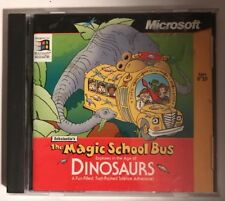 Microsoft Scholastic's The Magic School Bus Explores in the Age of Dinosaurs