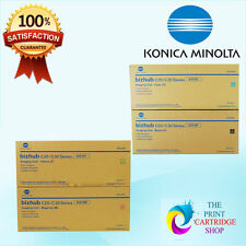 New & Original Konica A0310GG A03100G A03105G A0310AG Full Imaging Set CMYK C20P