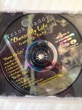 TRICK DADDY 'CHANGE MY LIFE' FEATURING TRE+6/FOR THE THUGS  PROMO CD RARE! NEW!