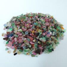 Lots 201 ct Fancy mixed sapphire+semi precious gemstones good beautiful new 100%