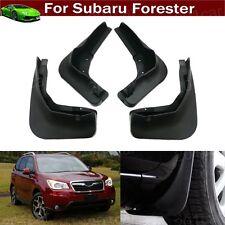 Car Mud Flap Splash Guard Fender Mudguard Mudflap For Subaru Forester 2013-2018