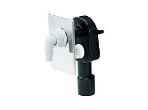 Waschmaschinen Spülmaschinen Unterputz Sifon Geruchsverschluss DN 40 / 50