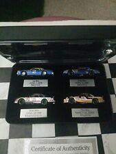 Dale Earnhardt Milestones in Racing Lot of 4 1:64 NASCAR Action MIB
