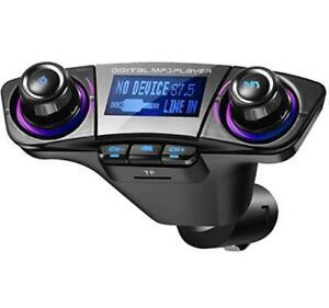 Wireless USBAUX MP3 Player BT06 Bluetooth Car Kit Handsfree FM Transmitter  V4.0