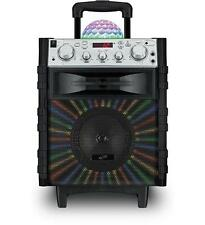 Ilive Isb785b Tailgate Speaker With Disco Ball