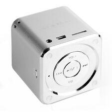 MusicMan mini-version sans usb-Argent Lecteur mp3 Micro-sd + Line-in pour téléphone portable