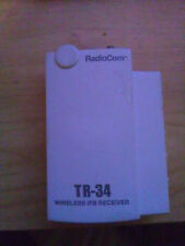 Telex Radiocom Tr-34 Ifb 16 Channel Talent wireless receiver - Make Me An Offer